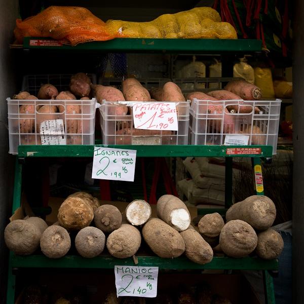 Voyage au mali - fruits et légumes 2