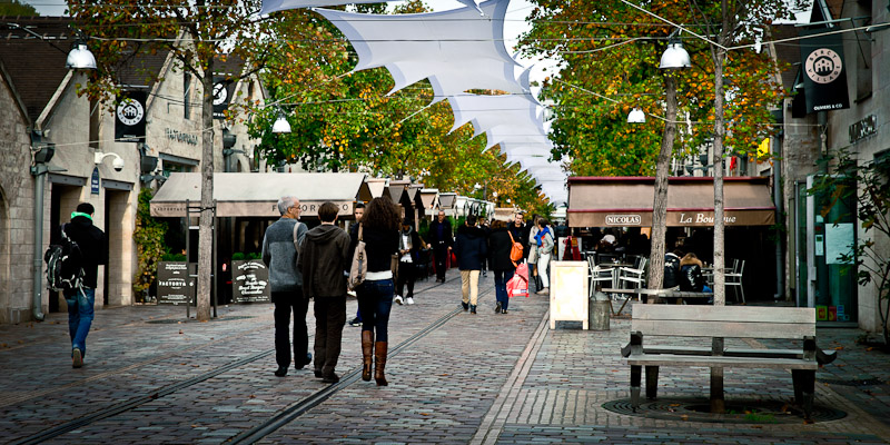 Que faire a Paris Bercy - Bercy village
