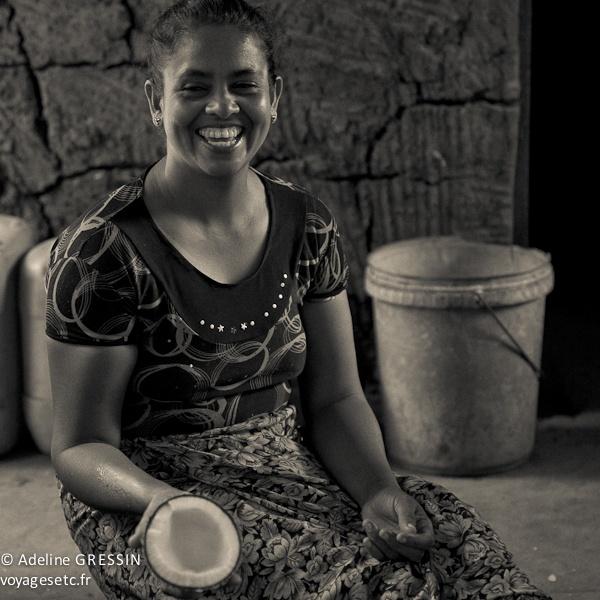 Sourire du Sri Lanka - La coco 2