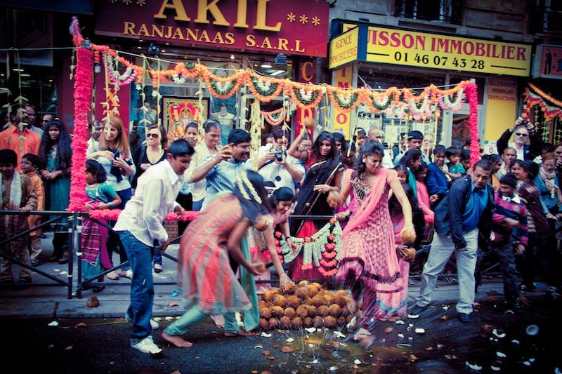 Voyage en Inde Paris - Fête de Ganesh 2011