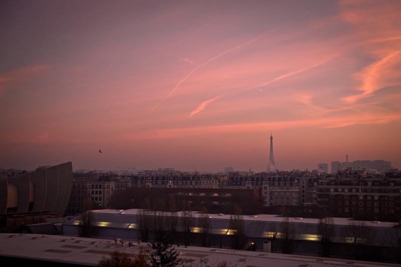 Retrospective 2013 -  Un matin à Paris
