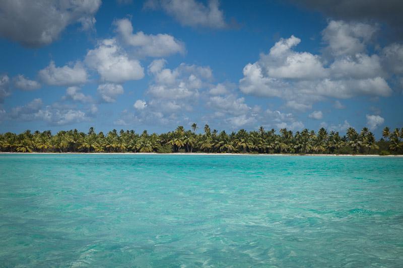 Croisiere dans les caraibes - piscine naturelle république dominicaine