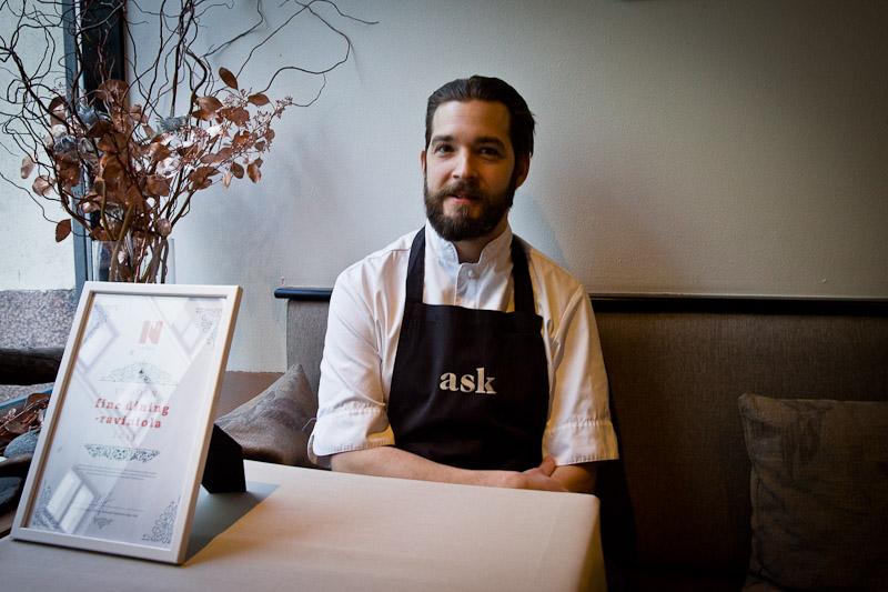 Helsinki - Restaurant ask