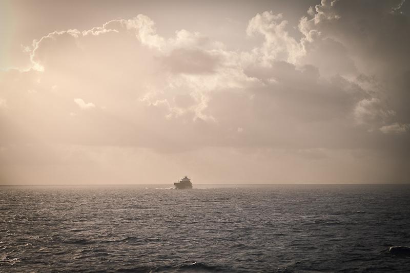 MSC Musica Caraïbes - en mer