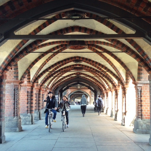 Visiter berlin a vélo