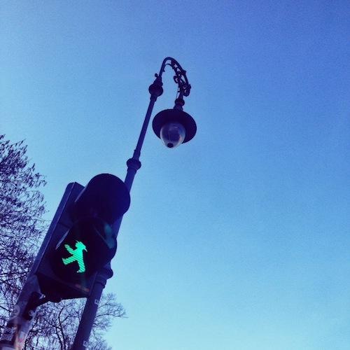 Visiter Berlin - Ampelmann walk