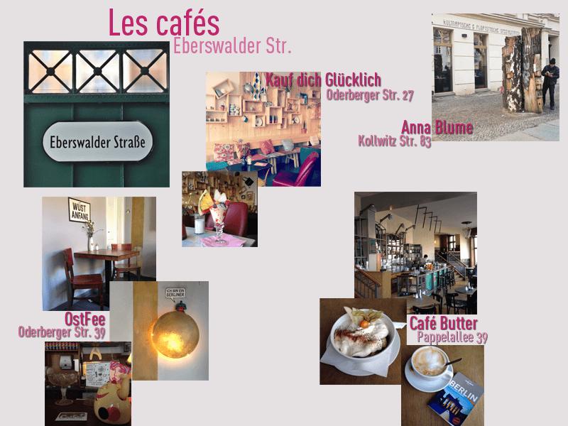 Vivre a Berlin les cafes de Prenzlauer Berg