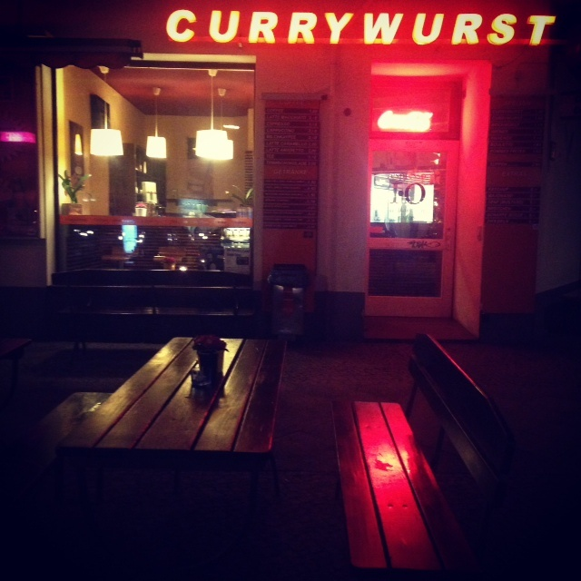 Visiter Berlin - Currywurst