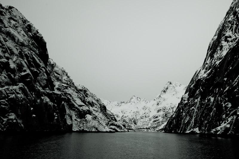 Norvege Safari des mers lofoten - Trollfjord