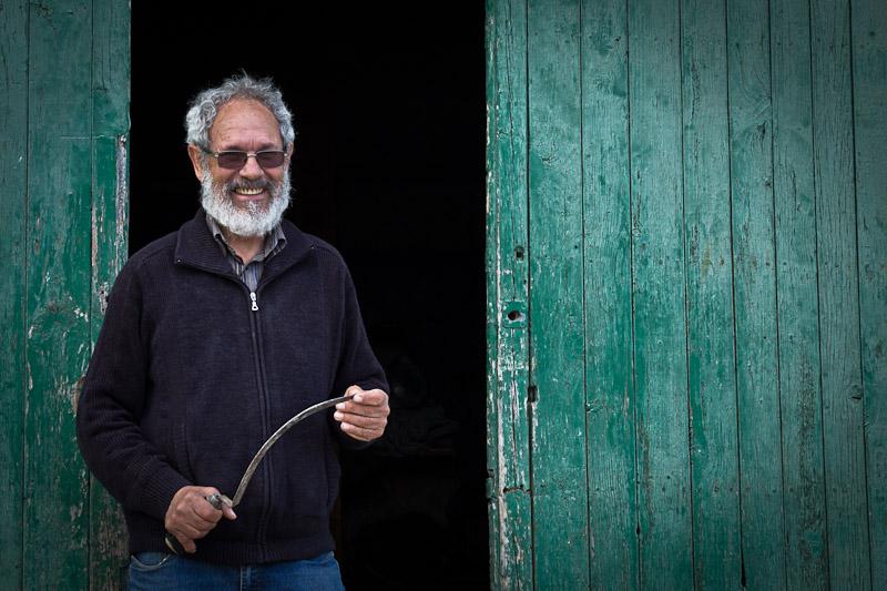 Ecotourisme en catalogne - Polet producteur de riz delta de l'ebre