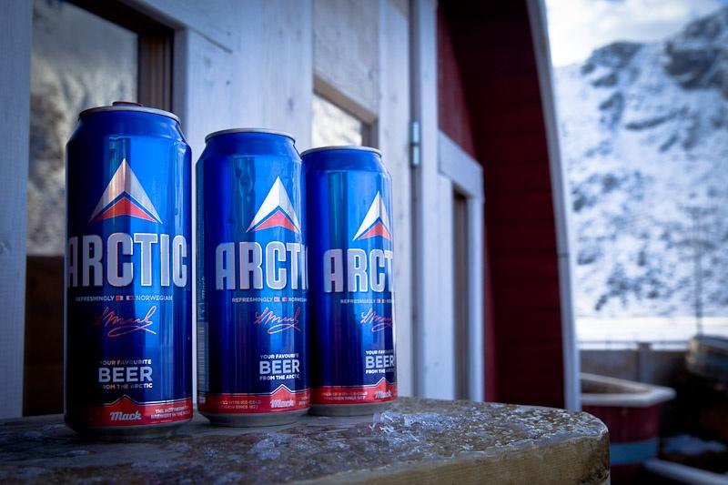 Unstad - Arctic beer