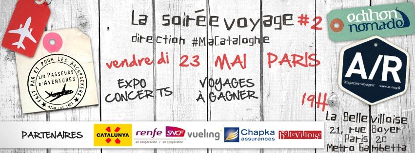 Aperovoyageurs mai 2014 #macatalogne