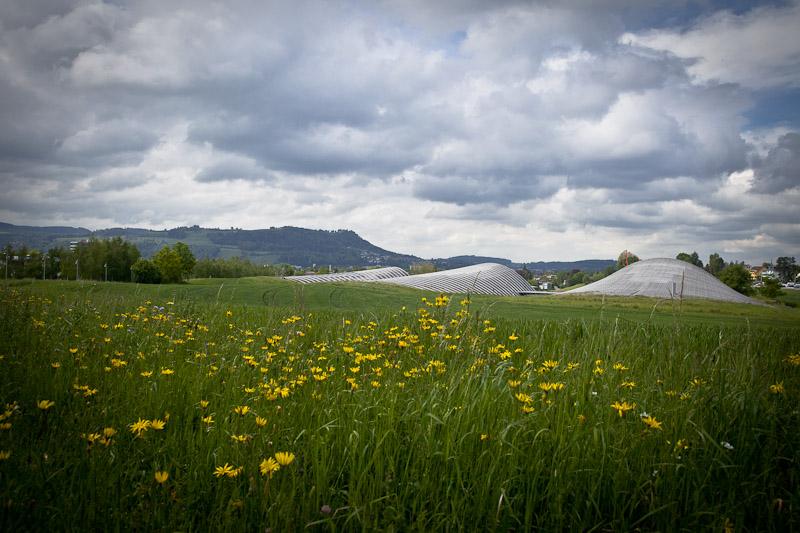 week-end a Berne - le centre Paul Klee
