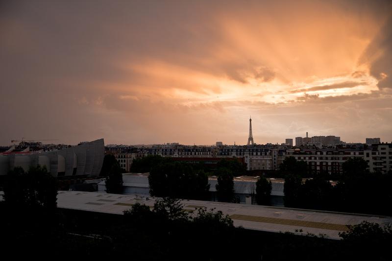 Accueil reserve aux touristes en France