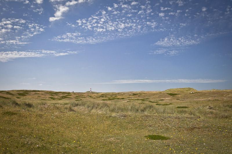 Mer des Wadden - Phare de Sylt