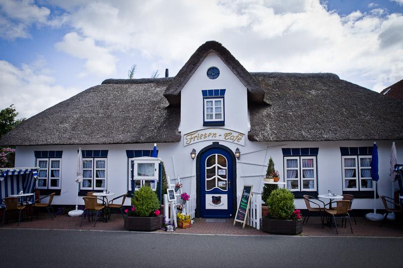 Mer des wadden - friesen café village de nebel Amrum