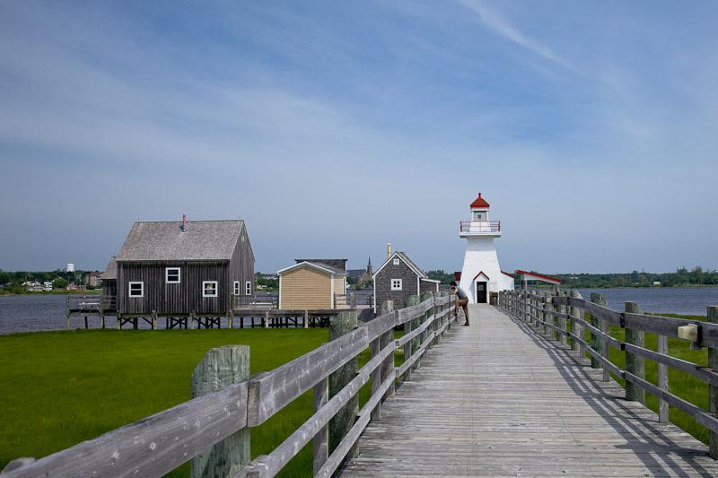 Nouveau Brunswick - recherche du homard bleu bouctouche