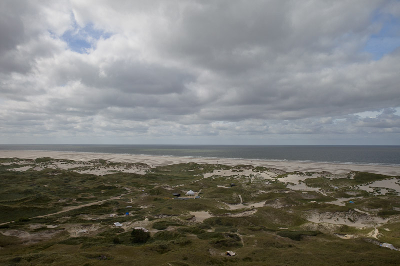 Vue du Phare d'Amrum