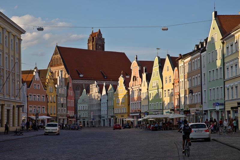 Voyage en Baviere - Alt Landshut