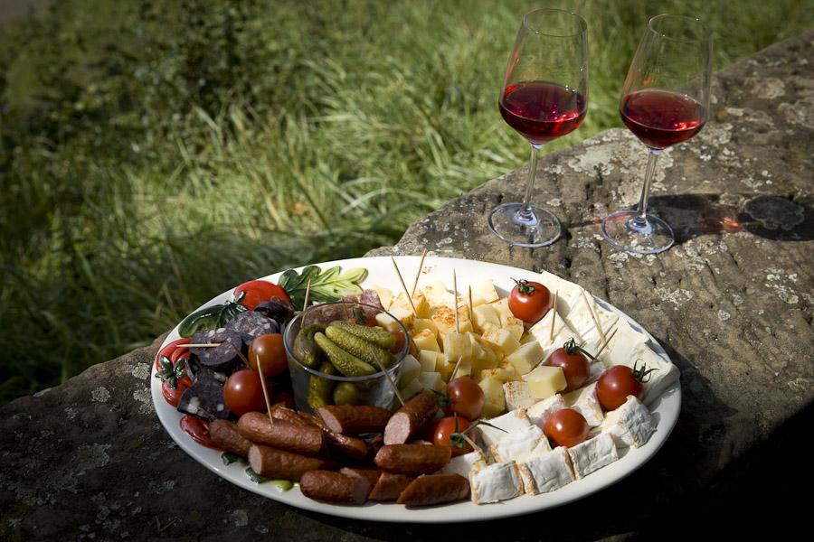picnic dans les vignes heilbronn bade wurtemberg