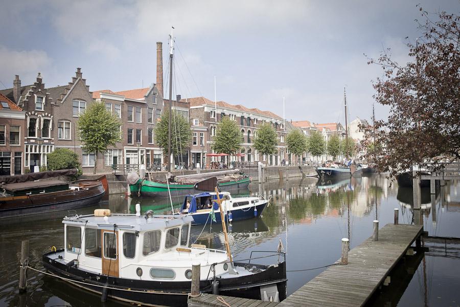 Le bassin de delfshaven rotterdam