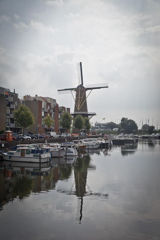 Le moulin de delfshaven rotterdam