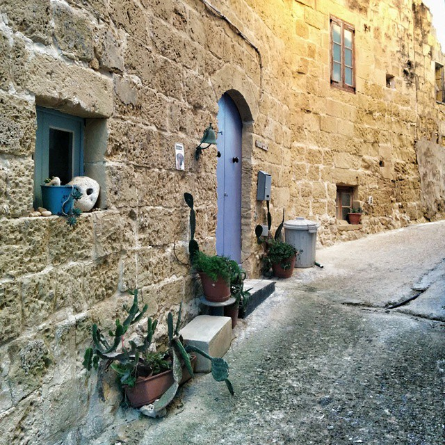 Ruelle de Gozo Malte