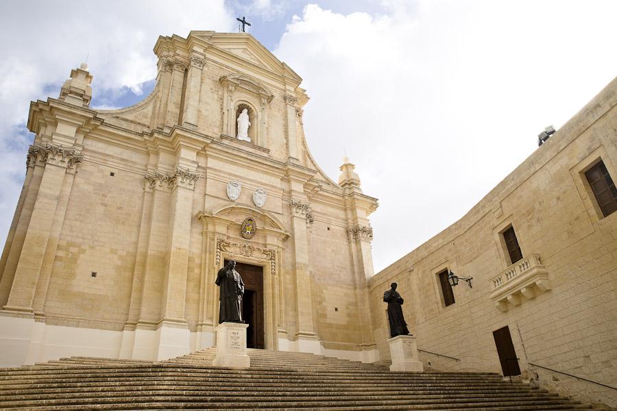 eglise citadelle victoria gozao malte