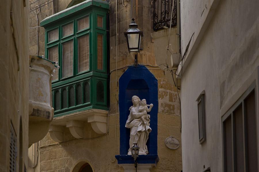 Gozo malte - Sainte ruelle de victoria