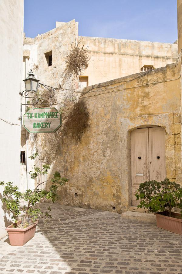 Gozo malte - bakery victoria