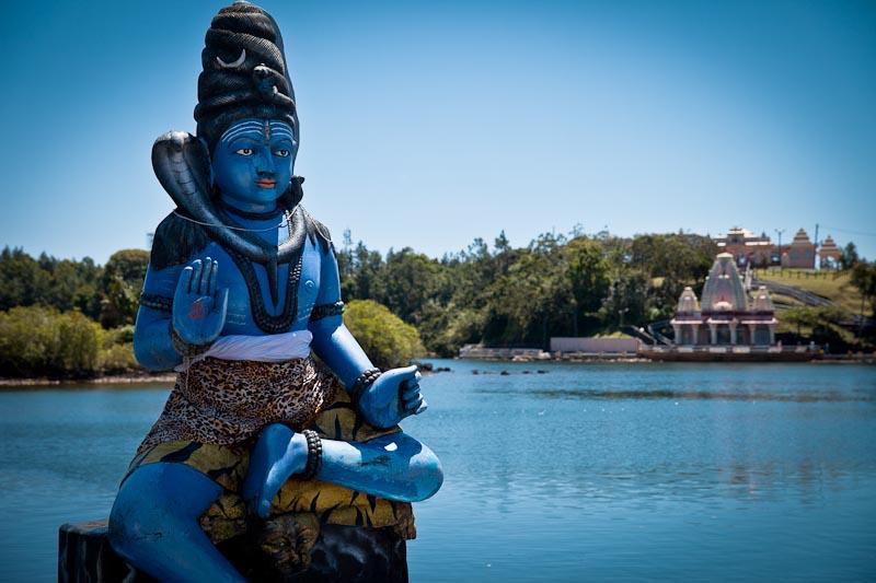 Ou partir en hiver - Ile maurice - temple hindousite