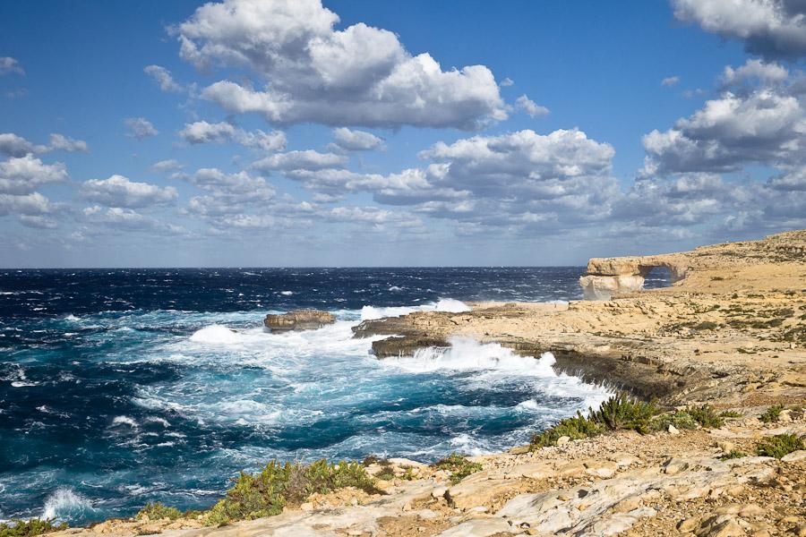 Azure window - Gozo Malte