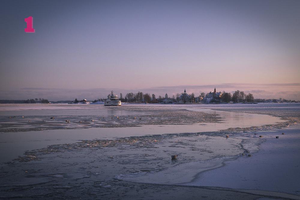 Calendrier de l'avent 2014 - Case 1 Helsinki