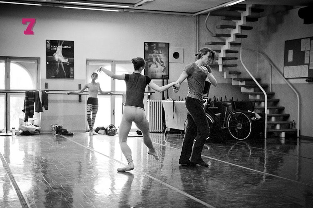 7 - le ballet de l'opéra de Zagreb
