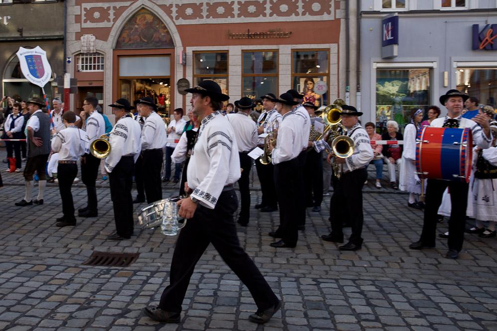 Landshut - Choppe et tambour