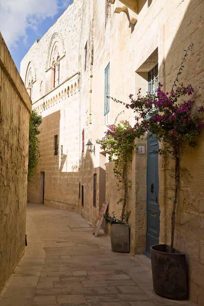 M'dina Malte -jolie rue