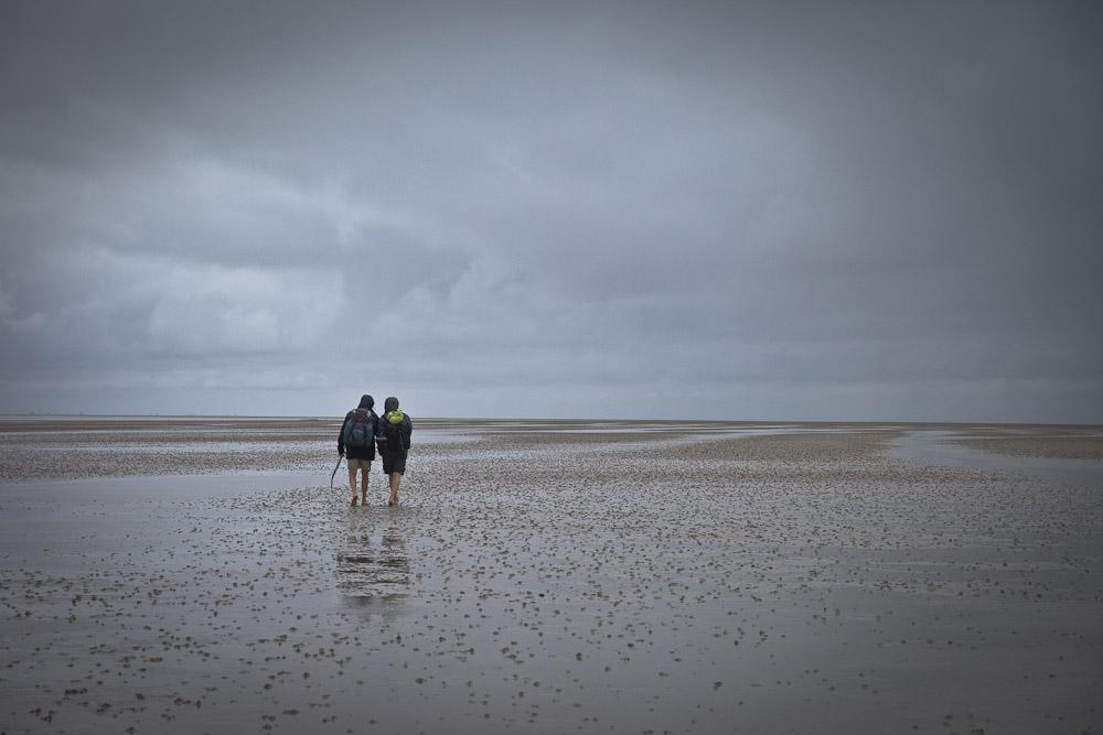 Mer des Wadden - L'infini