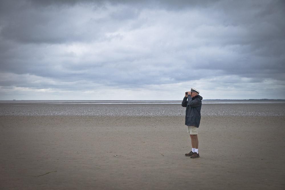 Mer des Wadden - Max sur Amrum