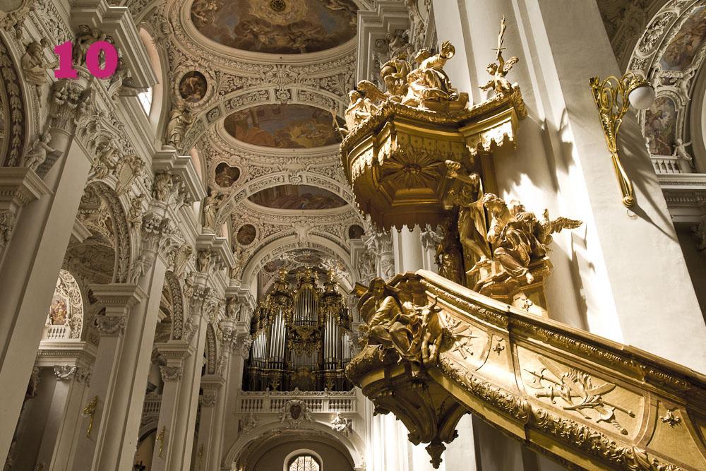 L'orgue de Passau Allemagne
