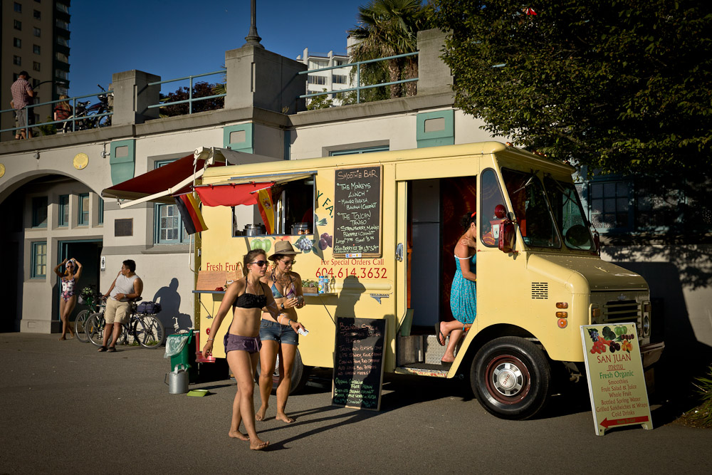 Vancouver - Foodtruck