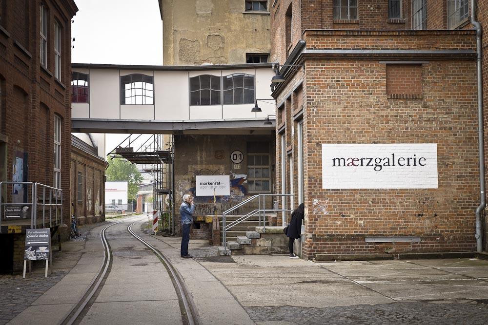 cotonnerie de Leipzig - maerzgalerie