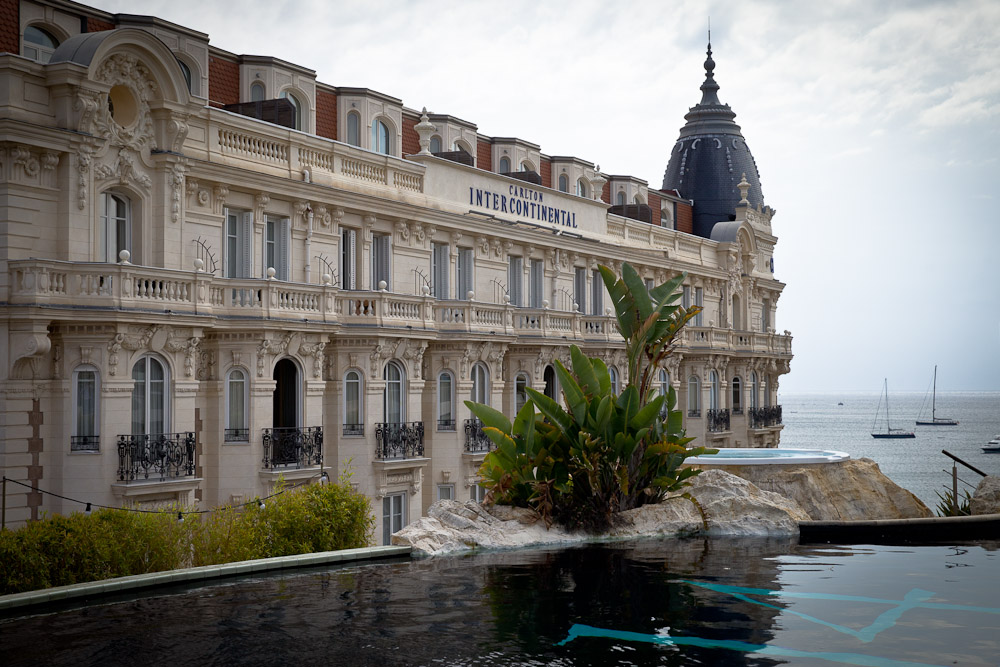 hotel 314 cannes france piscine avec vue