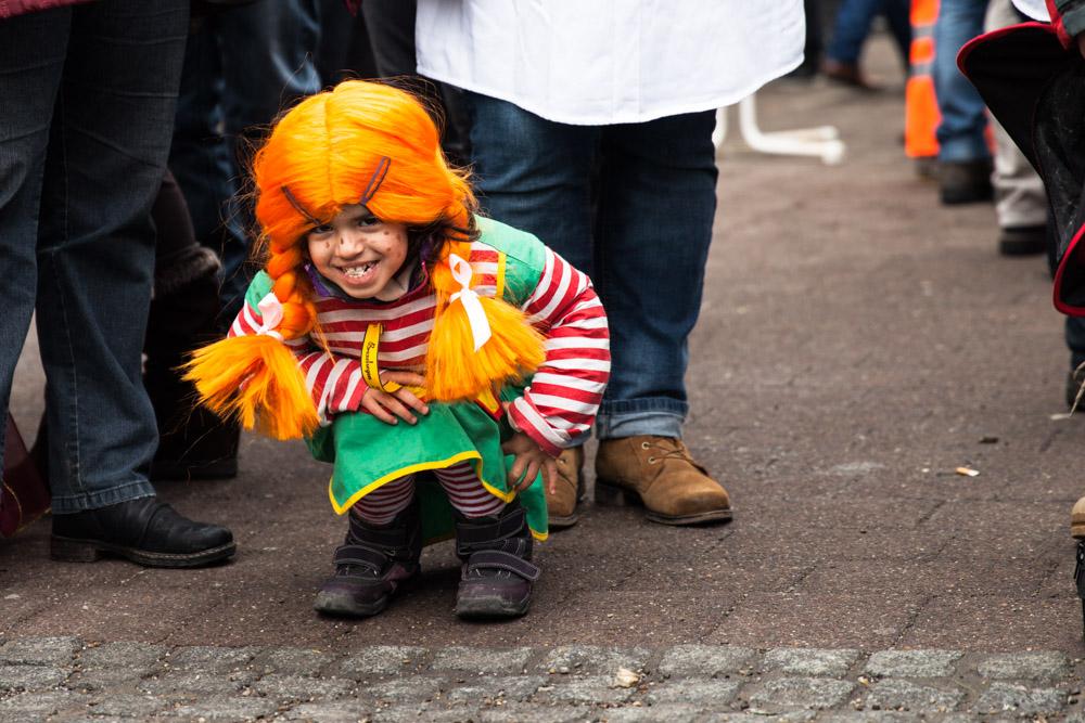 Carnaval en allemagne - Schramberg Bawu - Fifi brindacier