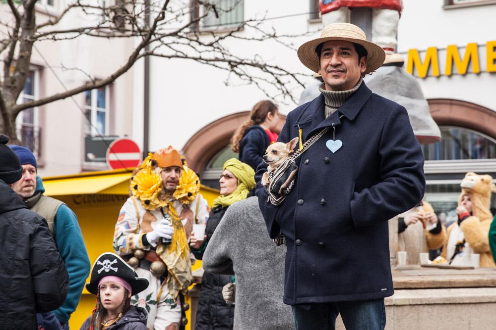Carnaval en allemagne - Schramberg Bawu - chileano