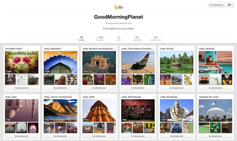 Pinterst good morning planet