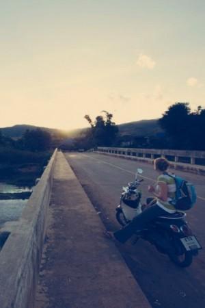Mae Chaem Thaïlande - Photo Corinne Stoppelli