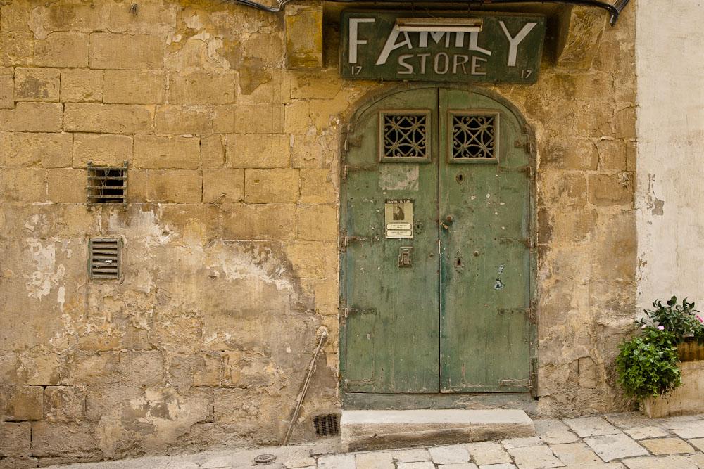 Ruelles de Malte La Valette - Family store