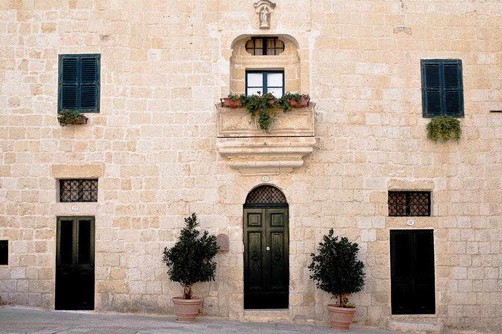 ruelles de Malte - A Mdina