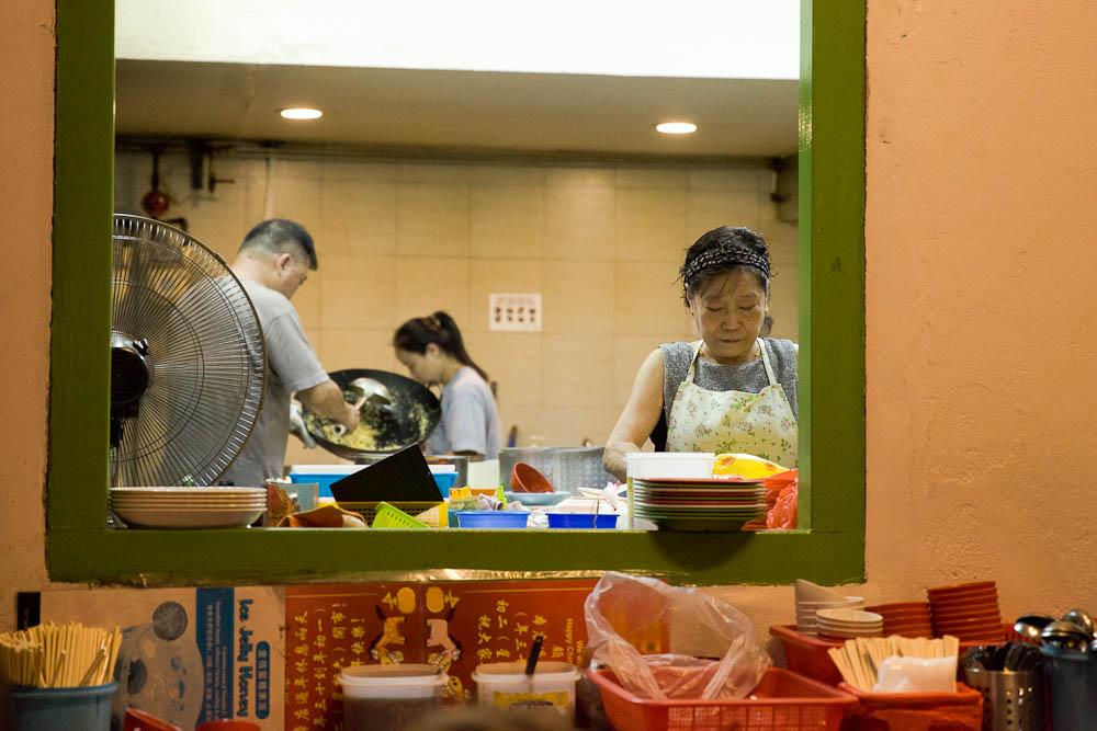 Le quartier de Geyland est un quartier authentique de Singapour, le quartier rouge mais rien ne voit à l'extérieur. On y va surtout pour manger des cuisses de grenouille dans la rue