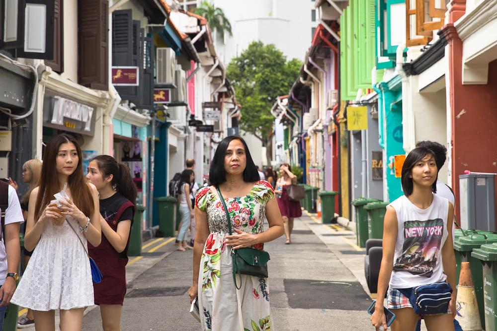 Que faire à Singapour ? - Faire du shopping sur Haji lane plutôt que dans les centres commerciaux